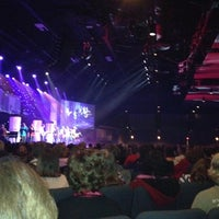 Photo taken at Heartland Community Church by Trevor R. on 12/22/2011