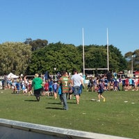 Photo taken at Burleigh Bears Rugby League Club by Melly on 7/3/2012