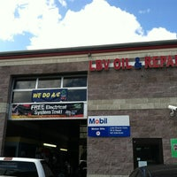 Photo taken at 535 Auto Care by Anika S. on 11/2/2011