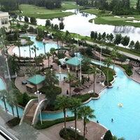 Photo prise au Hilton Orlando Bonnet Creek par Snyder E. le8/5/2012