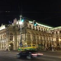 Das Foto wurde bei Wiener Staatsoper von Vegard K. am 8/30/2012 aufgenommen