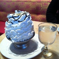 Photo taken at Cyrano's Cafe by Gary C. on 2/5/2012