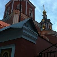 Photo taken at Храм святых апостолов Петра и Павла by Valera on 8/25/2012