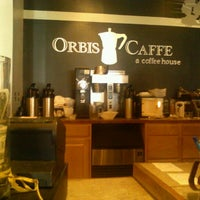 Photo taken at Orbis Caffe South Hills by Patrick M. on 5/20/2012