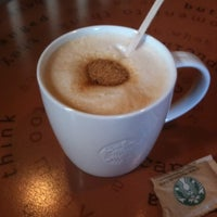 Photo taken at Starbucks by Rosa Maria C. on 3/6/2012