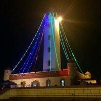 Photo taken at Faro Monumental by Franko F. on 1/14/2012