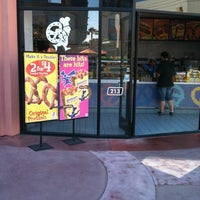 Photo taken at Wetzel's Pretzels by Nedra F. on 9/3/2011