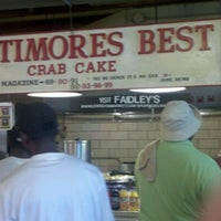 Photo taken at Lexington Market by Angela B. on 8/16/2012
