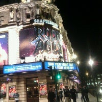 Photo taken at Shaftesbury Theatre by Michael Y. on 10/18/2011