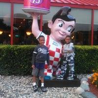 Photo taken at Big Boy by Tiffany L. on 8/16/2012