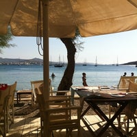 Photo taken at Tango Mar by Vassilis A. on 8/17/2011