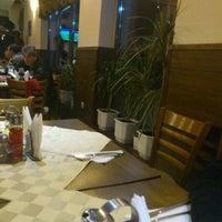 Photo taken at Ресторант Алианс (Restaurant Aliance) by Valio on 1/21/2012