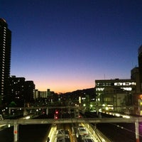 Photo taken at Nishinomiya-kitaguchi Station (HK08) by A K. on 11/24/2011