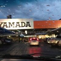 Photo taken at Yamada Plaza by Felipe L. on 2/21/2012