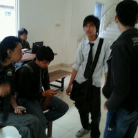 Photo taken at Gedung 5 AMIKOM by Satya A. on 11/30/2011