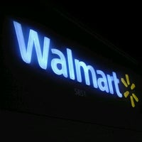 Photo taken at Walmart Supercenter by DABUZZ E. on 11/22/2011