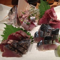 Photo taken at Katsuryoku Uokin by aniruudha 4. on 7/8/2012