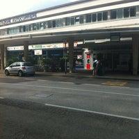Photo taken at Stazione delle Autocorriere by Albergo alla Rosa F. on 6/1/2012