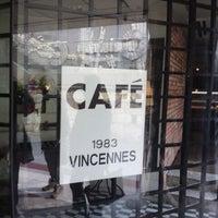 1/14/2012にMasahiro K.がカフェ ヴァンサンヌ ドゥで撮った写真