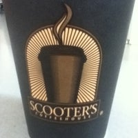 Photo taken at Scooter's Coffeehouse by Hannah S. on 8/14/2011