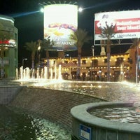 Photo taken at Westgate Entertainment District by Michelle D. on 1/16/2011