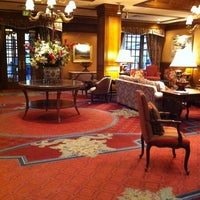 Photo taken at Sun Valley Lodge by Grace L. on 8/2/2011
