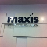 Photo taken at Maxis Authorized Service Agent by nurasyikin a. on 2/2/2012