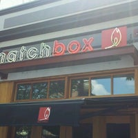 Foto tirada no(a) Matchbox Vintage Pizza Bistro por Paul M. em 7/4/2012