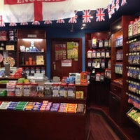 Photo taken at The British Lolly Shop by Leo W. on 4/17/2012