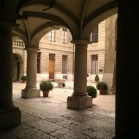 Photo taken at Hôtel de Ville de Genève by Stanislav K. on 10/27/2011