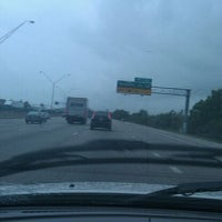 Photo taken at I-95 & Glades Rd by Oneil W. on 7/1/2011