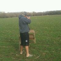 Photo taken at Shooting Range by Hank Funk on 11/13/2011