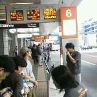 10/14/2011にMasahide S.が第2ターミナルバスのりばで撮った写真