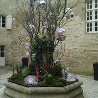 Photo taken at office de tourisme val de garonne by Fiona M. on 12/17/2011