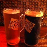 Photo taken at Rock Bottom Restaurant & Brewery by Maanas S. B. on 7/7/2011