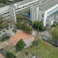 Photo taken at Bangkok University International College (BUIC) by Kittipan M. on 1/13/2012