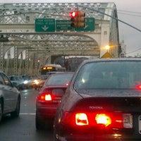 Photo taken at Macombs Dam Bridge by Ralph on 10/20/2011