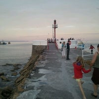Photo taken at The Banjo Pier by Andrew H. on 8/22/2011