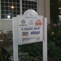 Photo taken at Maryland House Travel Plaza by Danny C. on 8/22/2011