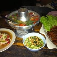 Photo taken at ร้านลูกปลาหน้าผา by 💗Cherry on 1/20/2011