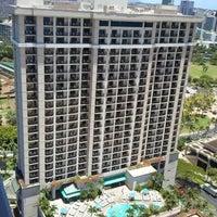 Photo taken at Kalia Tower by Joey K. on 7/27/2012