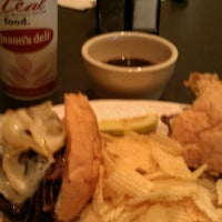 Photo taken at Jason's Deli by Ray C. on 12/31/2011