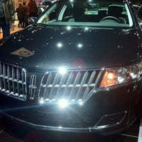 Photo taken at North American International Auto Show 2011 by Brian R. on 1/23/2011