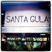 Foto tirada no(a) Santa Gula por Vanessa A. em 9/11/2011