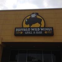Photo taken at Buffalo Wild Wings by Joe C. on 5/13/2012