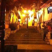 Photo taken at Las Peñas by Pedro P. on 2/18/2012