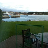 Photo taken at The Little Haven Hotel by Paul on 9/7/2012