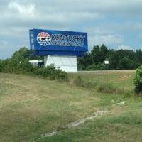 Photo taken at Kentucky Speedway by Gary M. on 7/21/2012