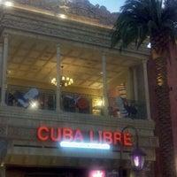 Photo taken at Cuba Libre Restaurant & Rum Bar by Rachel R. on 10/13/2011