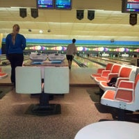 Photo taken at Canadian Bowling Centre by Jennifer H. on 4/27/2012